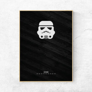 Star Wars Stormtrooper plakat